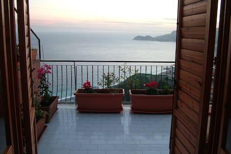 Terrazza sul mare di Taormina