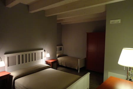 Il Giglio - Triple Room - Rotondella - Bed & Breakfast