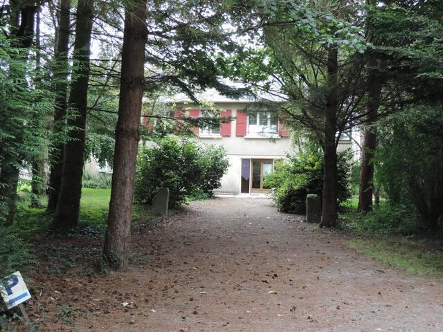 Le Pavillon de Montmireil - Canisy - House