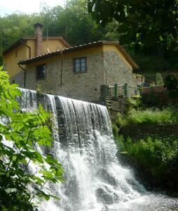 Mill of the seventeenth century