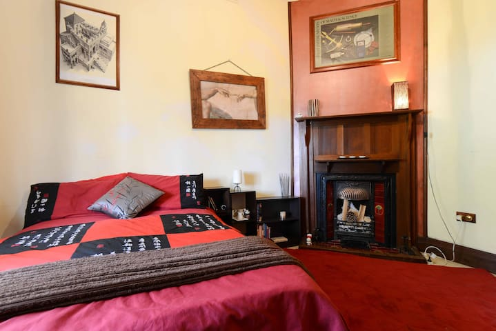 Old world charm, cosy, clean,comfy - Heidelberg - Bed & Breakfast