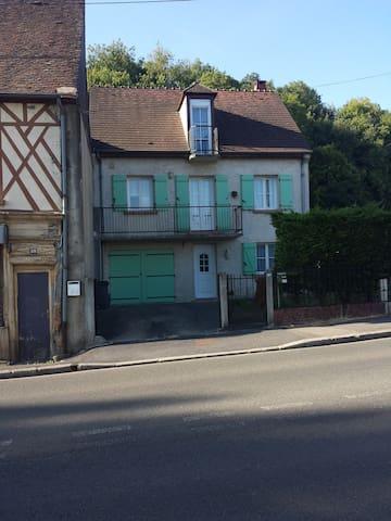 Chambre duo , sdb et wc privatif - Beauvais