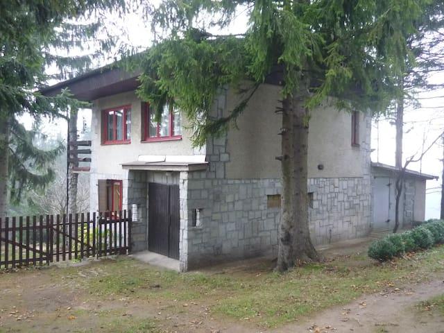 Chalupa pod Smrčkem - Čeladná - Alpehytte