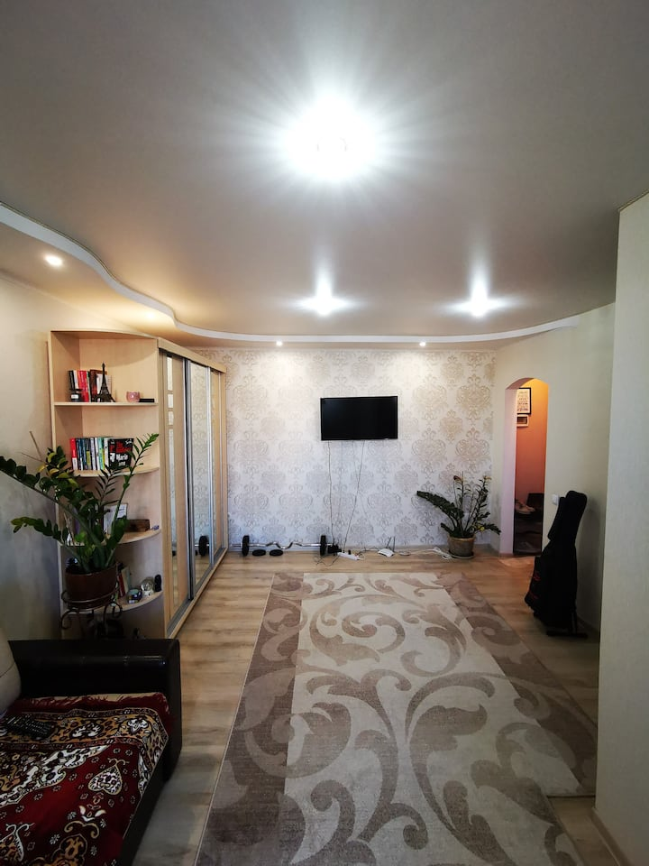Comfortable apartment, Central location Best for 2