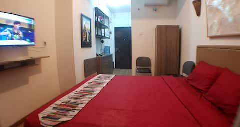Apartment Studio Grand Asia Afrika Bandung