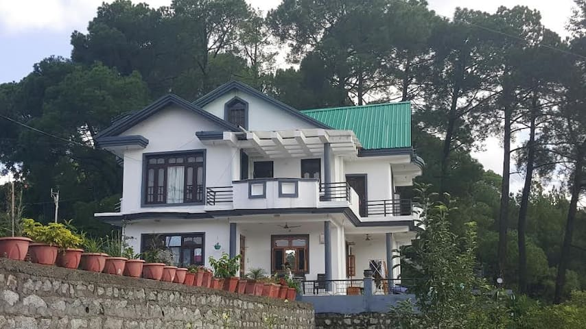 Rupayan, Your home away from home! - Palampur - Haus