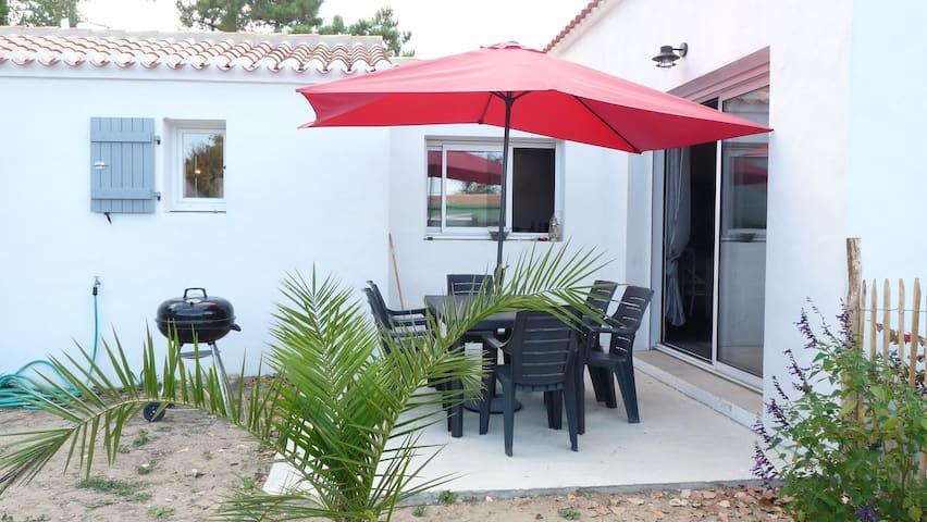 maison 2 chambres au coeur de l'île de Noirmoutier