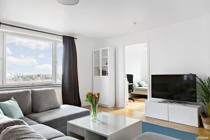 Comfort & Safety stay @ Stockholm
