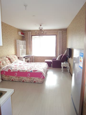 【暖舍】一室零厅 设备齐全拎包即住 - Harbin