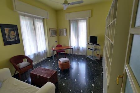 009042-LT-0284 L'appartamento Giallo
