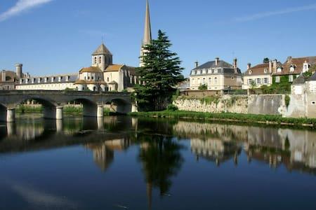 la longeraie - Antigny - 一軒家