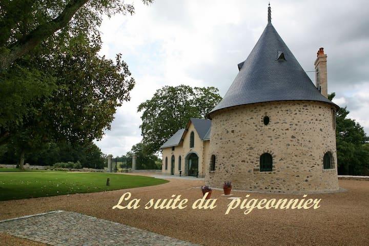 Château d'Hauterives XVIIIème ISMH - Argentré - ปราสาท