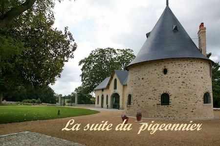 Château d'Hauterives XVIIIème ISMH - Argentré