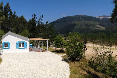 Esteiro Surf Lodge - Hus