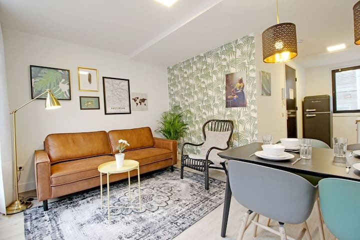 Very nice appartment 4 person private city center 1