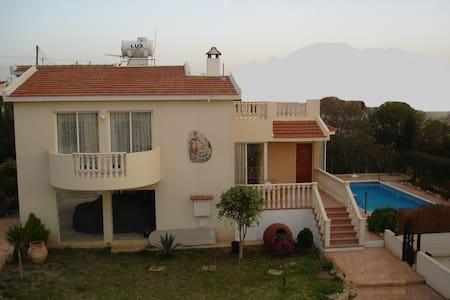 Villa  Theodora - Χλώρακα