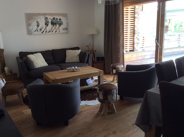 Appartement récent Serre Chevalier - Le Monêtier-les-Bains - Apartamento
