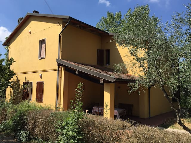 Country house centre of Tuscany - Bientina - Apartamento