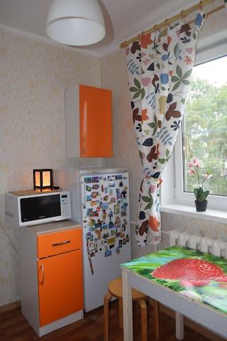 2-комнатные апартаменты Дмитров - Дмитров - Apartment