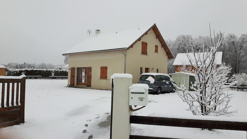 Le Nid du Drac - Poligny - House