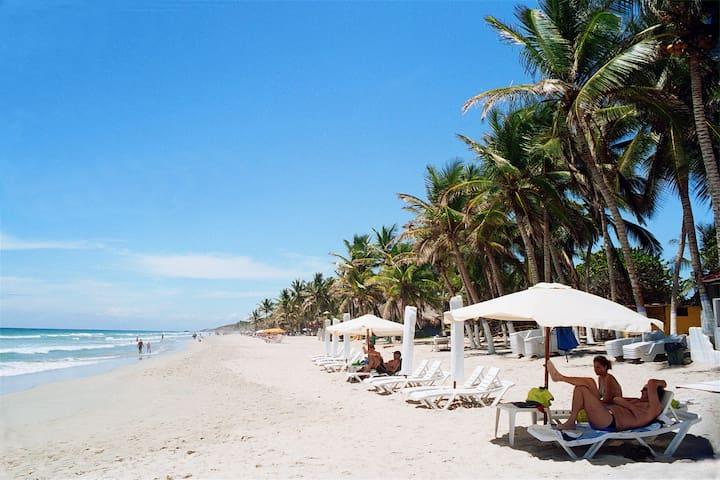 Isla De Margarita Apartamento Vacacional Equipado - playa el agua - Apartment