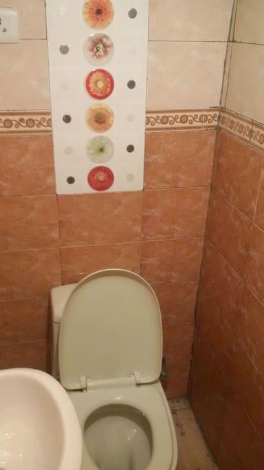 Perfect design in washroom