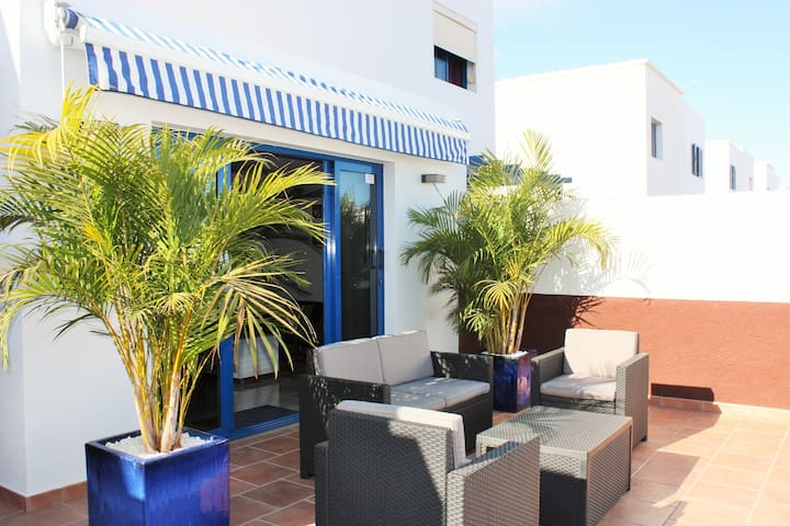 Villa private heated pool, A/C,wifi - Playa Blanca - House