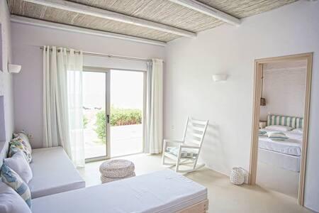 Artemis Seafront - Luxurious Apts 3 - Petres - Lägenhet