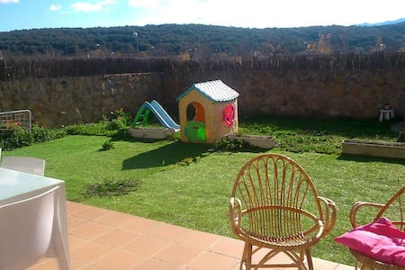 Buhardilla cerca de la pedriza - El Boalo - Ev