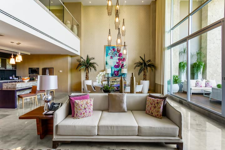 The 3 Bedroom Loft Riviera Maya