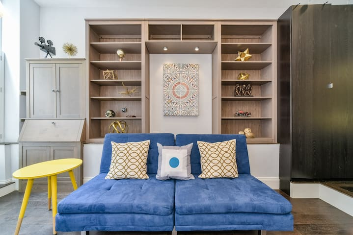 Alcove Studio in Elite Beacon Hill by Domio