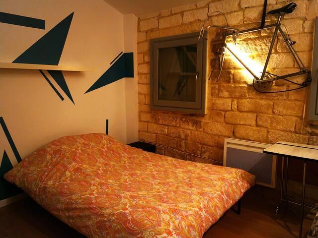 Studio Cosy, Neuf, situé dans le Vieux Montpellier