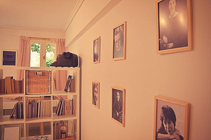 The Book-lover's Nest