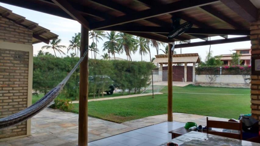 Casa de Praia em Flecheiras ( Trairi-Ce) - Trairi - Huis