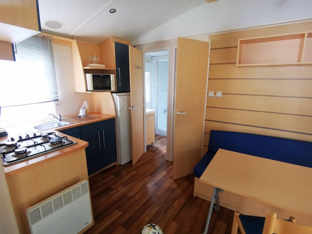 Mobil-Home close to Europa-Park & Strasbourg