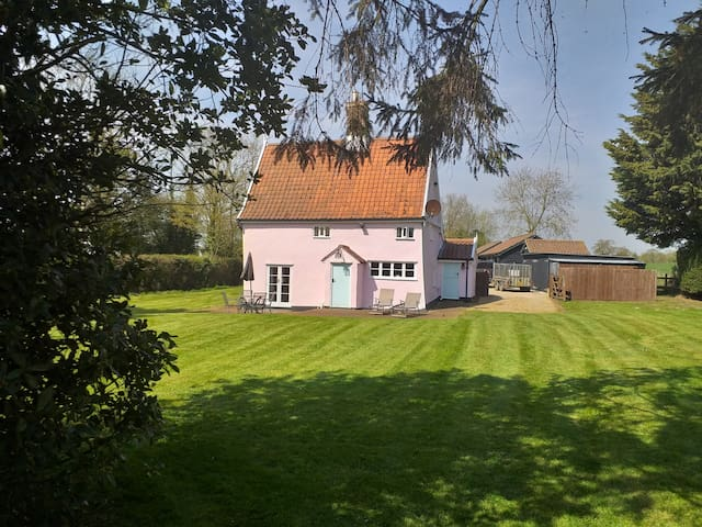 Willow Cottage,Saxtead Bottom,Framlingham