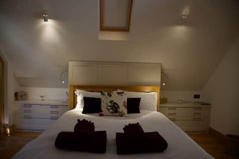The Barn: Hermosa alternativa a una habitación de hotel