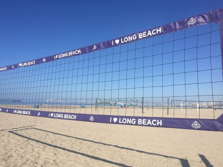 Belmont Shore-Beachfront w/parking- Long Beach