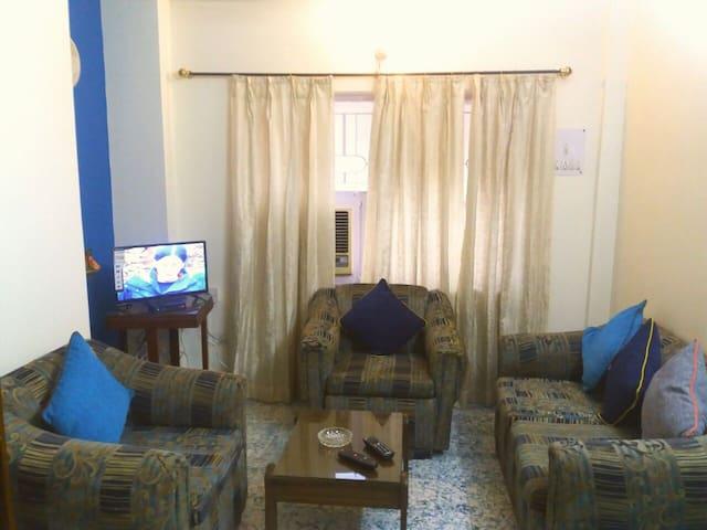 Sinha's  Nest - Kalkutta - Wohnung