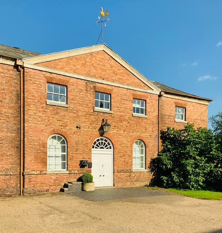 The Stables Apartment, ideal for Newark Showground