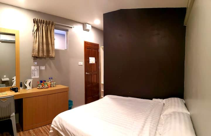 【仙本那】亚洲风格·ASIA STYLE INN   大床/双人房 DOUBLE/TWIN ROOM