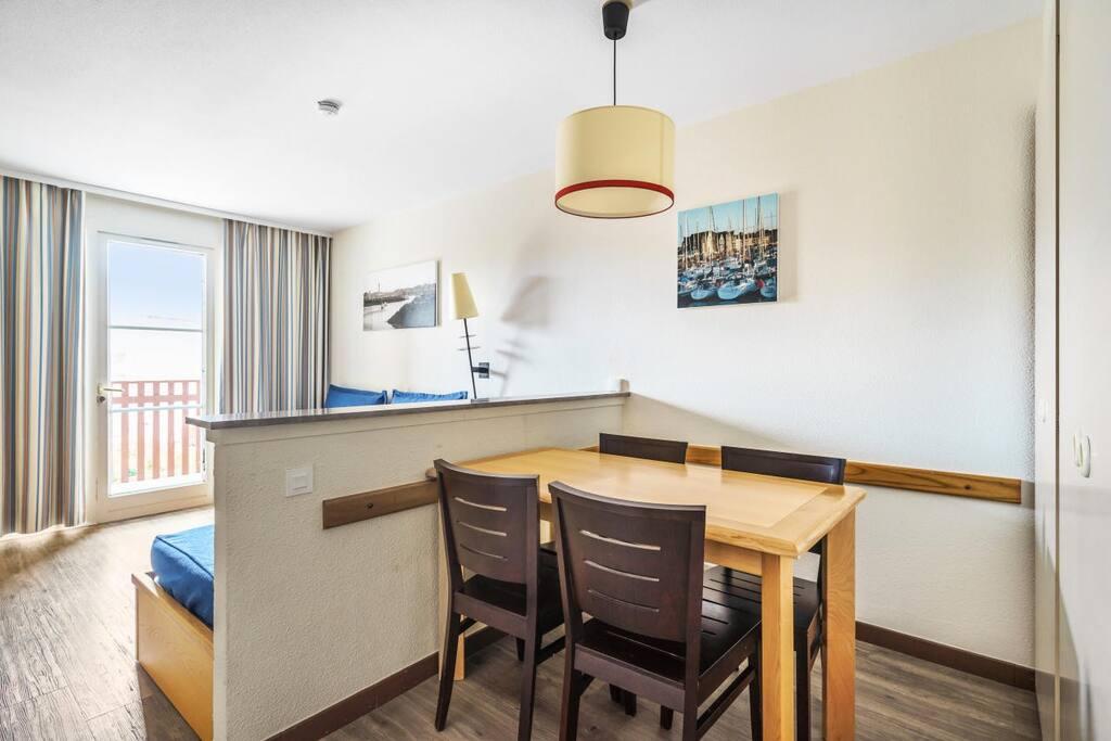 Appartement 2 pièces 4/5 pers Confort