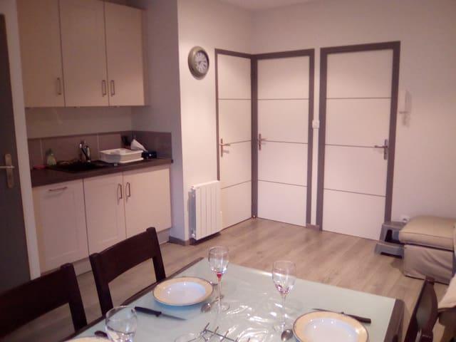 Appartement 5 personnes St Malo - Saint-Malo - Apartment