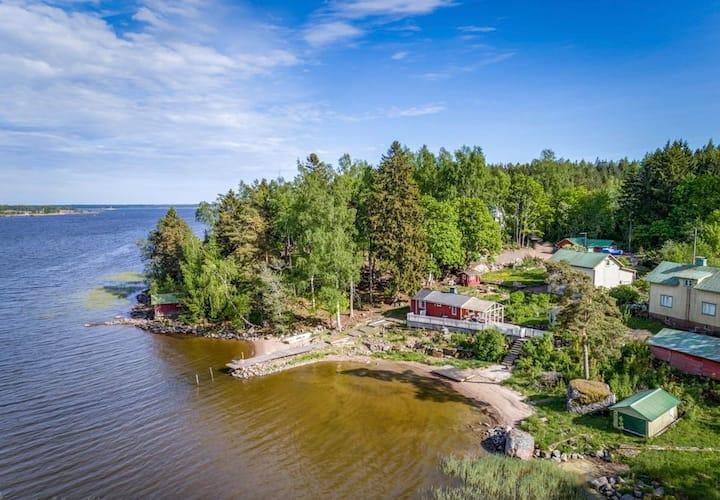 Отличное место для отдыха и рыбалки