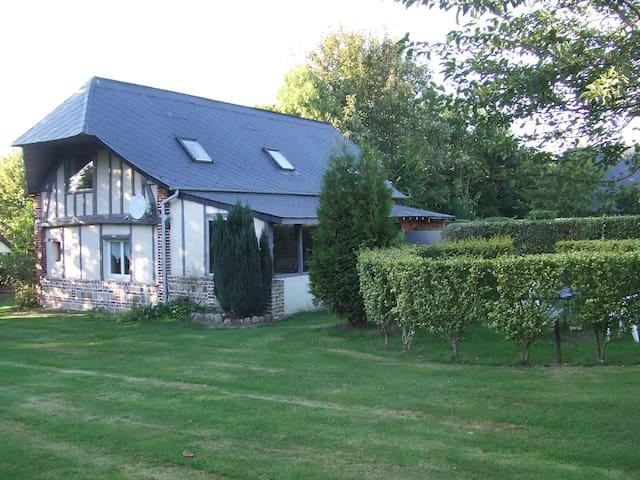 Gite De la linerie - Saint-Pierre-le-Viger