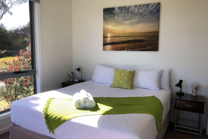King Bedroom lower level