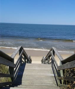 BNB Beach Retreat By The Bay - 노퍽(Norfolk)