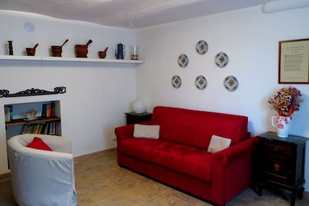 House on the hills near the woods - Sarizzola - Apartment