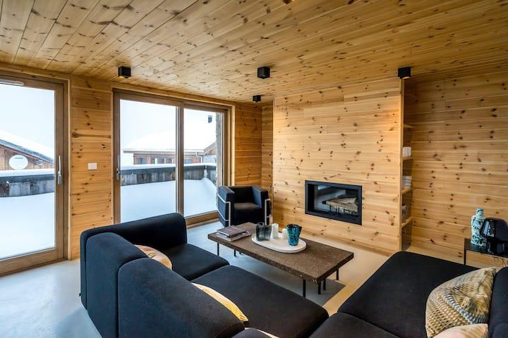 Chalet 3, Home by U design, 5 Flocons or