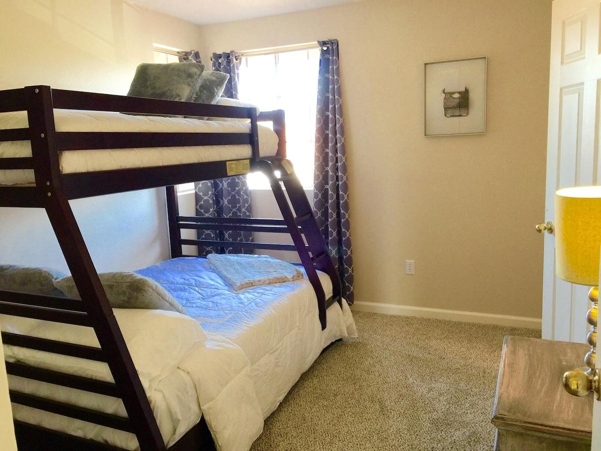 Cali Carter Bunk Bed